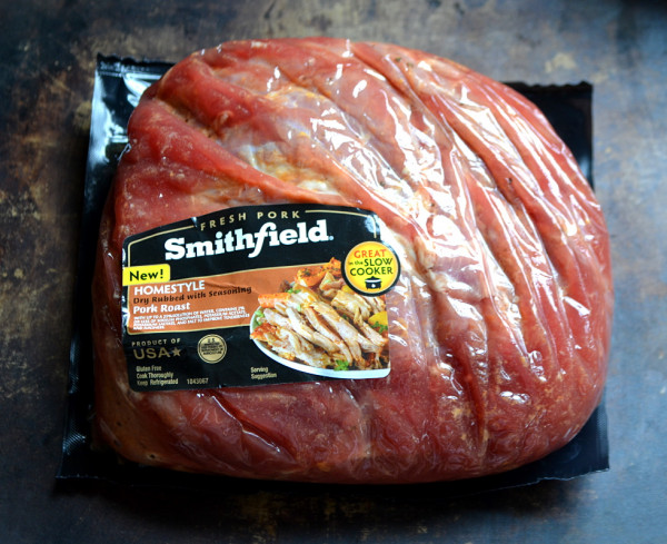 Smithfield Marinated Homestyle Pork Roast   www.craftycookingmama.com