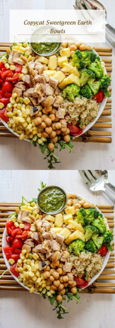 Copycat Sweetgreen Earth Bowls