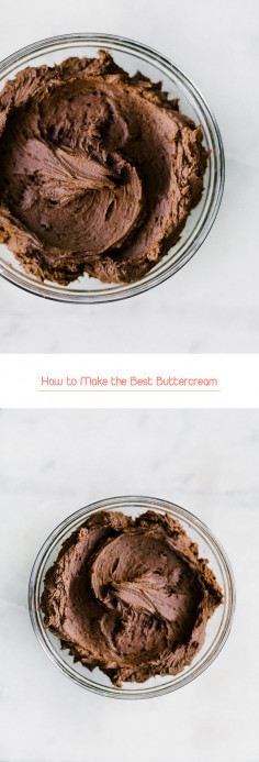 How to Make the Best Buttercream