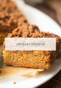 Primary Sidebar
