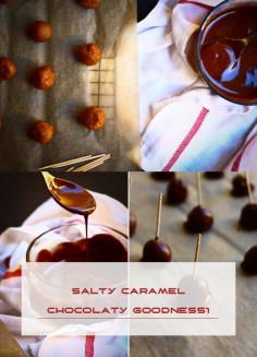 Salty Caramel Chocolaty Goodness1