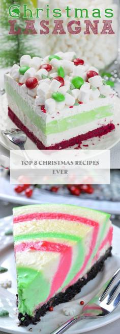 Top 8 Christmas Recipes Ever